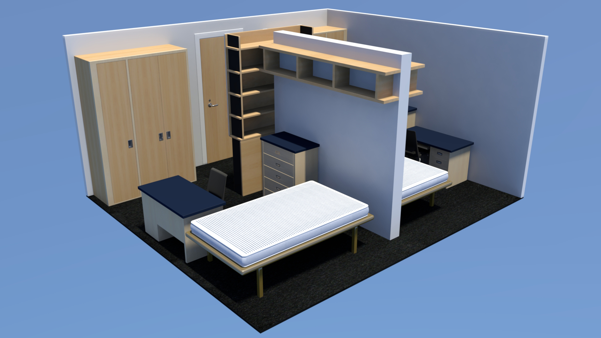 Furnishings and Layouts Housing Meal Plan and ID Card Services – Syracuse University Housing Floor Plans