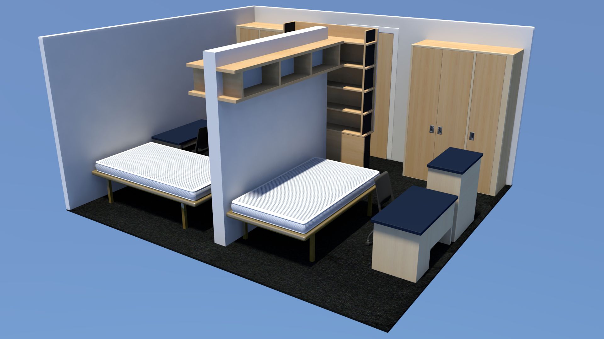 Furnishings And Layouts Housing Meal Plan And I D