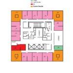 Lawrinson Hall Floors 3-20