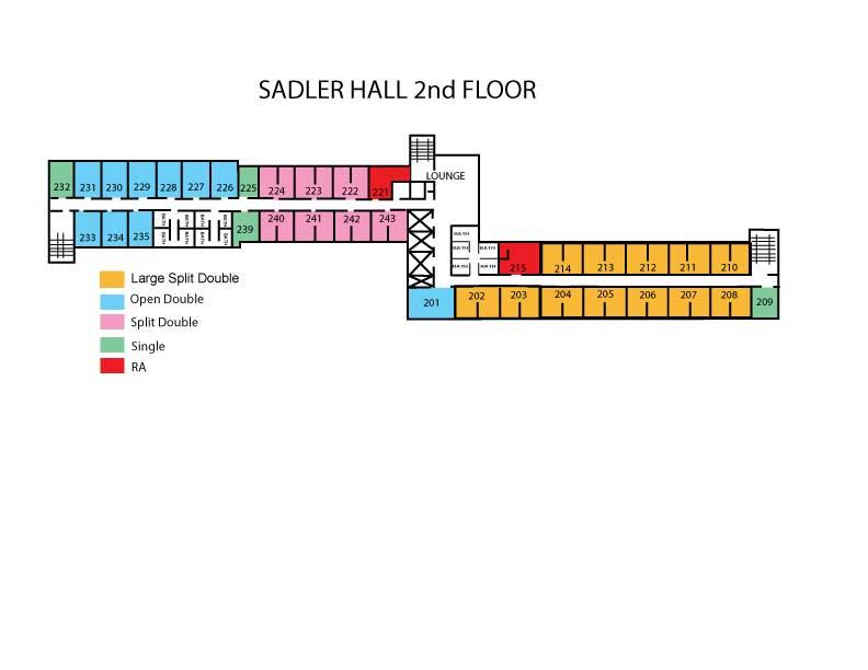 Sadler Hall Floor Plans Housing Meal Plan And I D Card Services Syracuse University