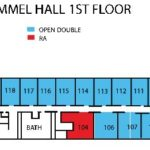 Kimmel Hall Floor 1