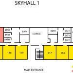 Skyhall 1 Floor 1